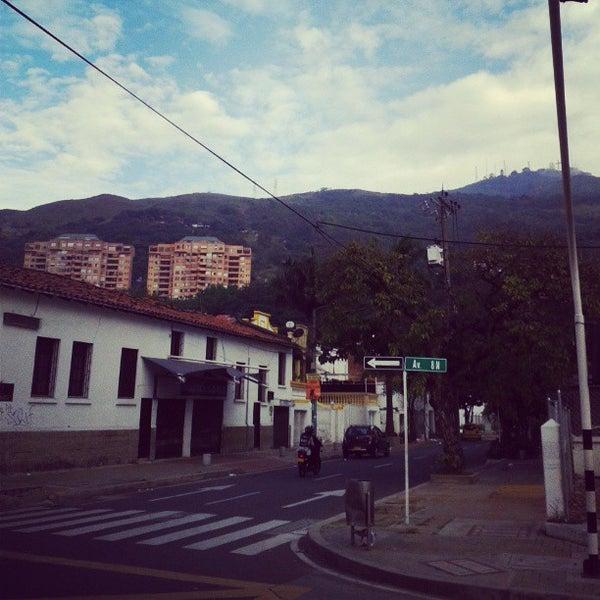 Photo taken at Barrio Granada by Cristian J. B. on 6/20/2013