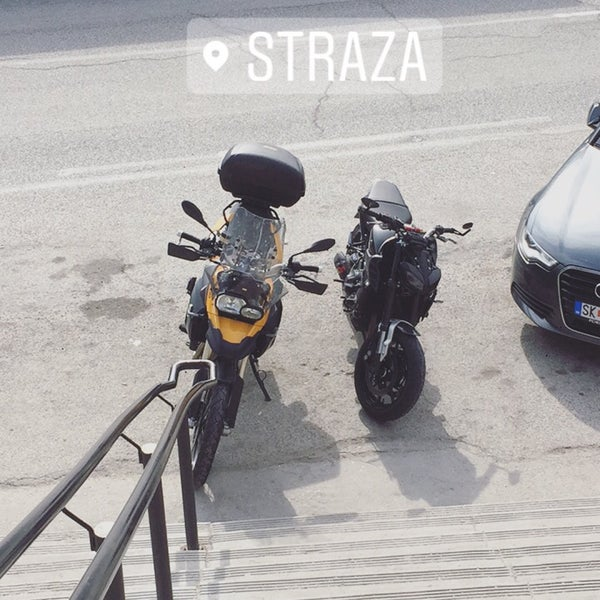Photo taken at Лукоил (Стража 002) / Lukoil (Straza 002) by Rizvanče🏍 on 4/15/2017