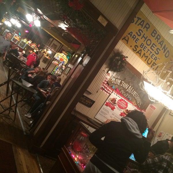 Photo taken at Spaghetti Warehouse by Katie H. on 12/29/2013