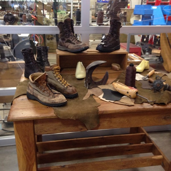 Photos at Danner Factory Store - Shoe Store in Portland