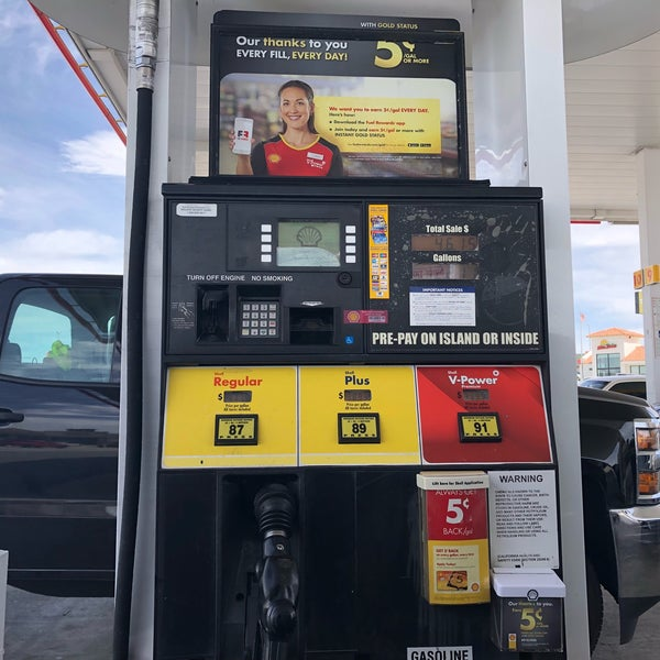 Photo taken at Shell by Sanny D. on 4/6/2018