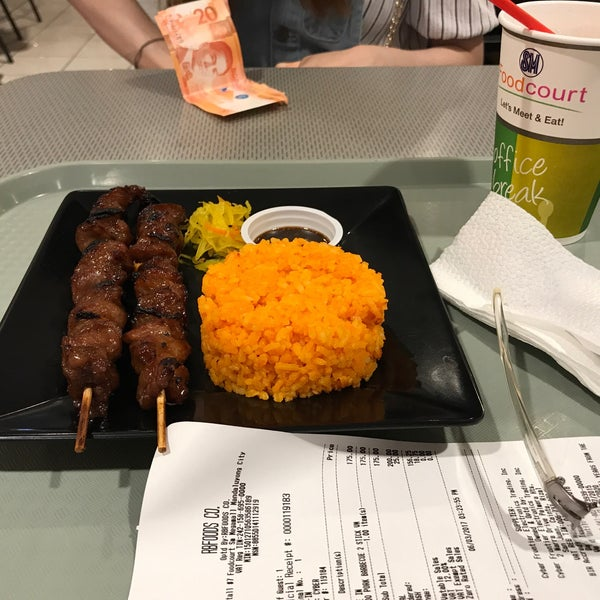 Photo taken at SM Food Court by Sanny D. on 6/3/2017