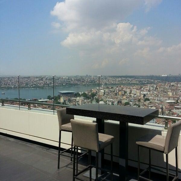 6/4/2013 tarihinde Cumhur B.ziyaretçi tarafından Rixos Pera Istanbul'de çekilen fotoğraf