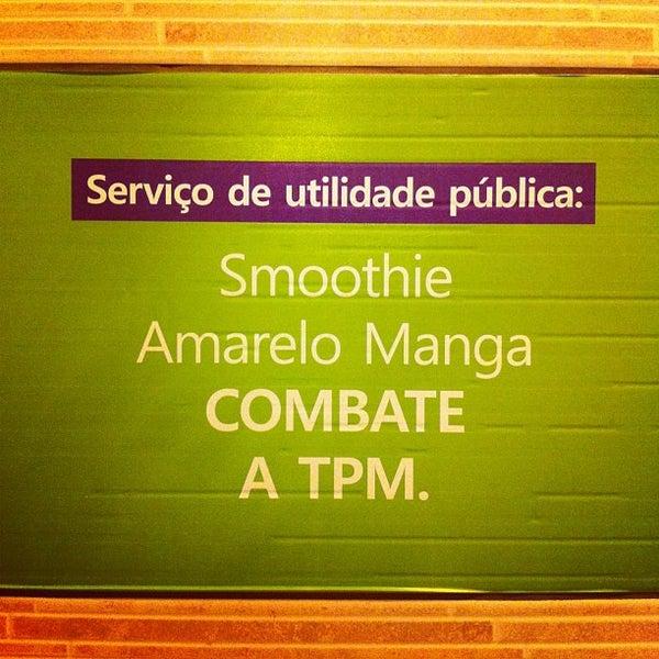 Foto tirada no(a) Saúde no Copo por Dami em 5/1/2013