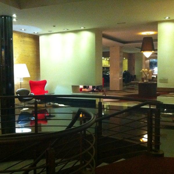 3/28/2013 tarihinde Rubén V.ziyaretçi tarafından Hotel Spa Zen Balagares'de çekilen fotoğraf