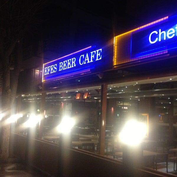 2/9/2013 tarihinde Süleyman D.ziyaretçi tarafından Cheffy Dünya Mutfağı'de çekilen fotoğraf
