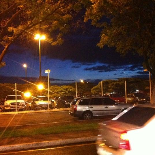 Photo taken at Terminal Rodoviário José Garcia Villar by Tadeu F. on 11/10/2012