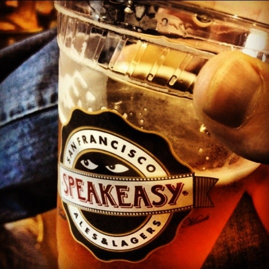 Photo taken at Speakeasy Ales & Lagers by Edward H. on 11/3/2012