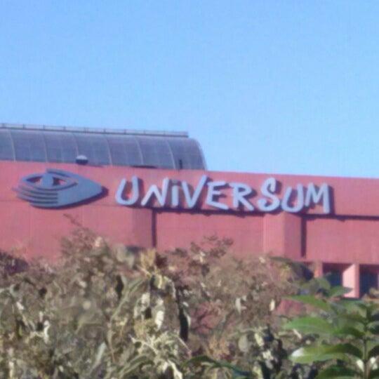 Foto tomada en Universum, Museo de las Ciencias por Alejandra R. el 2/11/2013