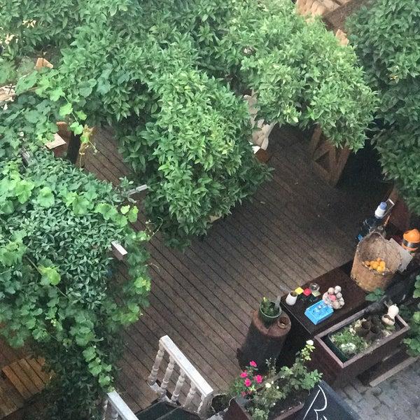 7/11/2017 tarihinde Yunus K.ziyaretçi tarafından Centauera Butik Hotel &Cafe'de çekilen fotoğraf