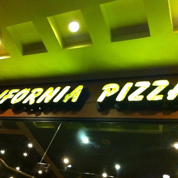Photo taken at California Pizza Kitchen by myra M. on 3/5/2013