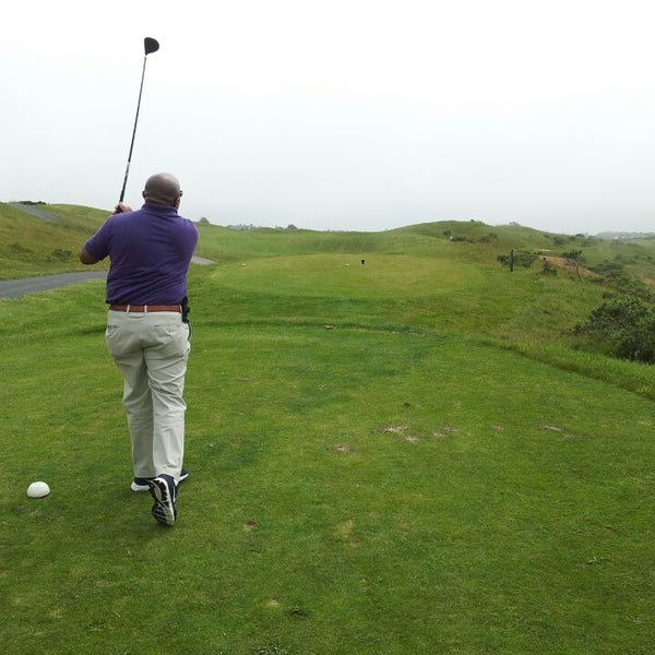 Photo taken at The Links At Bodega Harbour by Theron J. on 5/22/2014
