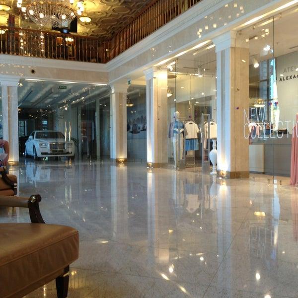 Photo taken at Radisson Royal Hotel by Bulat V. on 6/3/2013