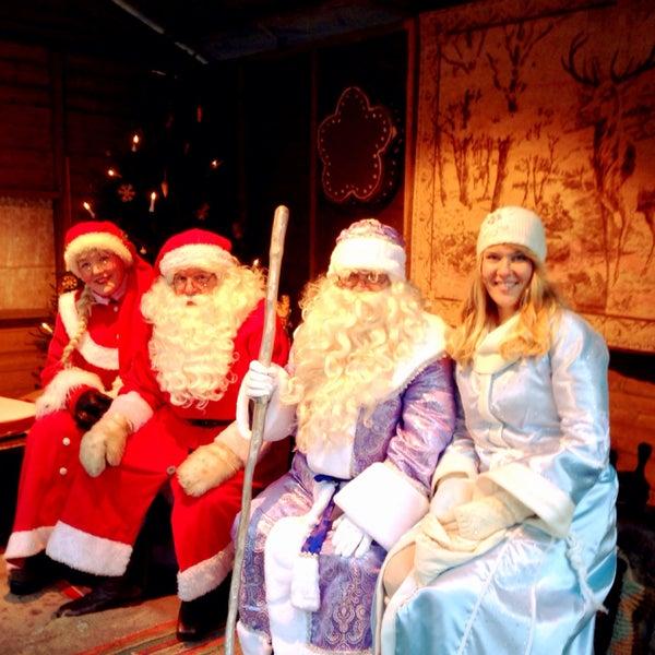 Joulupukki & Ded Moroz