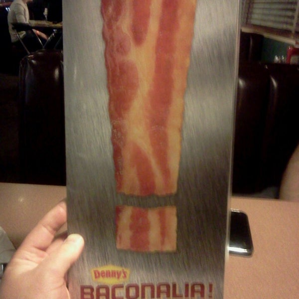 Photo taken at Denny's by Ian B. on 3/18/2013