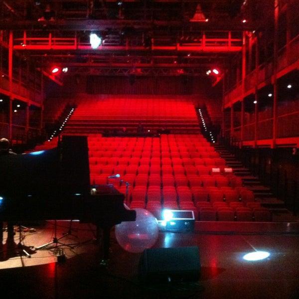 Photo taken at AB Ancienne Belgique by Sander G. on 5/16/2013
