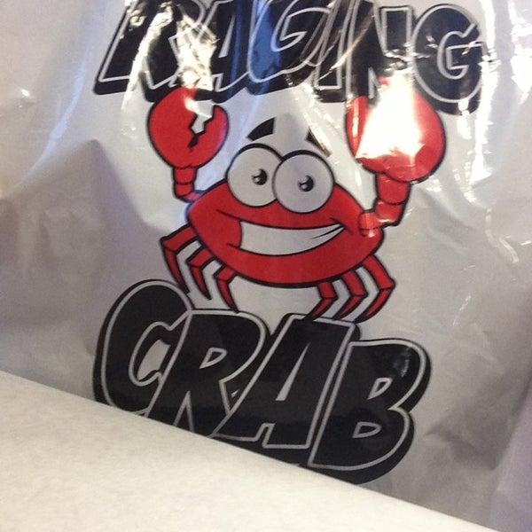 Photo taken at Raging Crab by Noemi M. on 8/28/2013