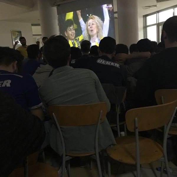 3/17/2018 tarihinde Cihat İnançziyaretçi tarafından Eğitim Sarayı'de çekilen fotoğraf