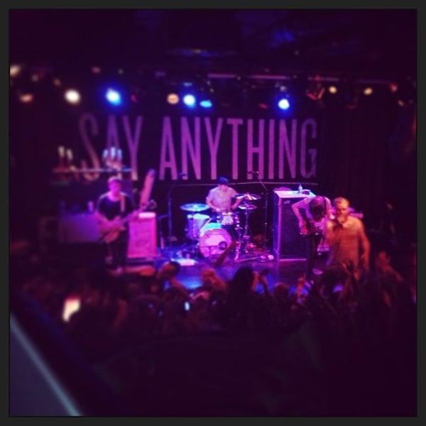 Photo taken at Paradise Rock Club by Jillian S. on 6/24/2013