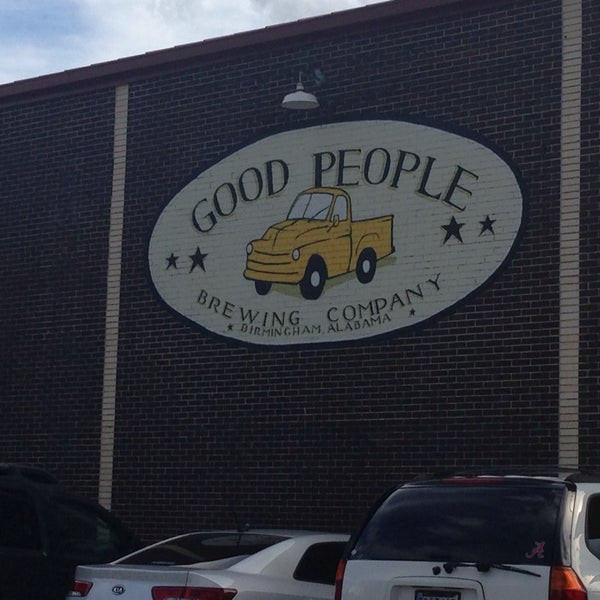 Photo taken at Good People Brewing Company by Clay H. on 8/21/2013