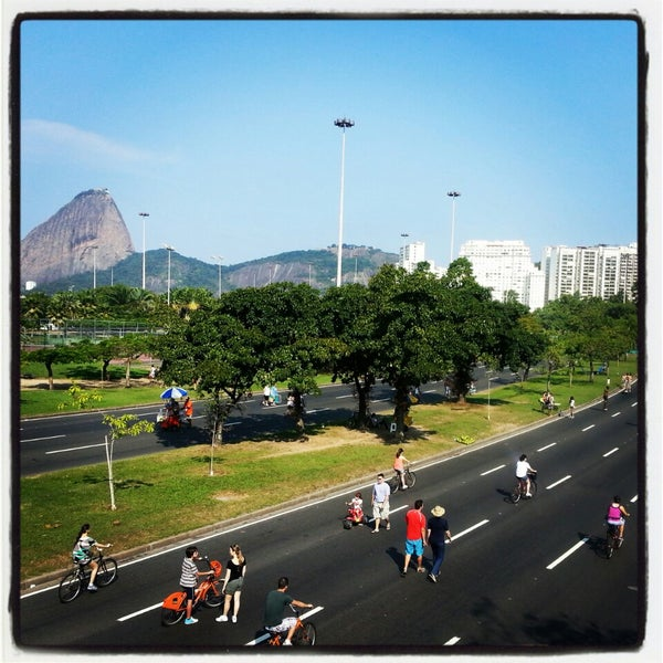 Photo taken at Flamengo Park by Marcelo L. on 5/5/2013