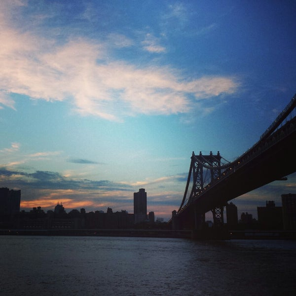 Photo taken at Brooklyn Bridge Park by Nick M. on 7/28/2013