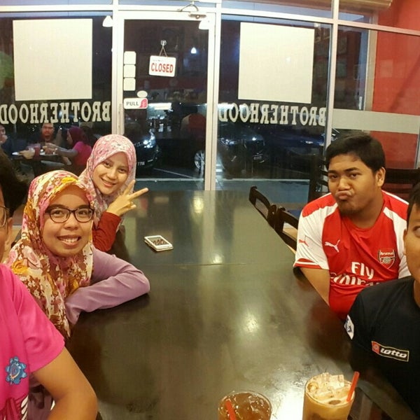 Photo taken at Brotherhood Western&Grill by Aiin A. on 1/1/2016