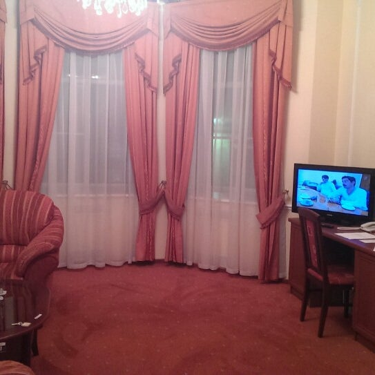 Снимок сделан в Арт-Отель Моховая пользователем Alexey D. 8/21/2013