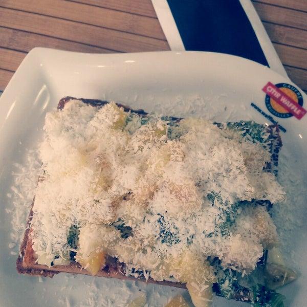12/1/2013 tarihinde Müge s.ziyaretçi tarafından Waffle Edem 46'de çekilen fotoğraf