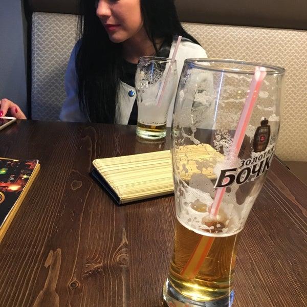 Снимок сделан в Сыто-Пьяно пользователем Юлия А. 5/29/2016