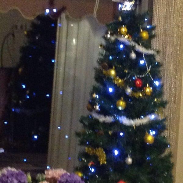 Das Foto wurde bei Room room Boutique Hotel von Ercan Canay A. am 12/21/2014 aufgenommen