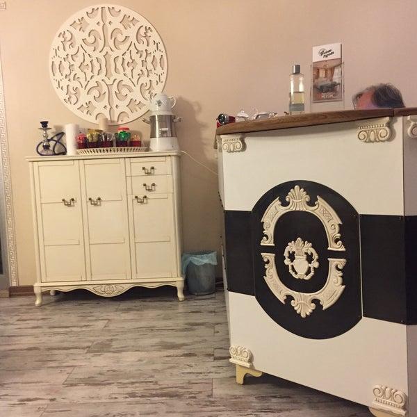 Das Foto wurde bei Room room Boutique Hotel von Ercan Canay A. am 9/27/2016 aufgenommen