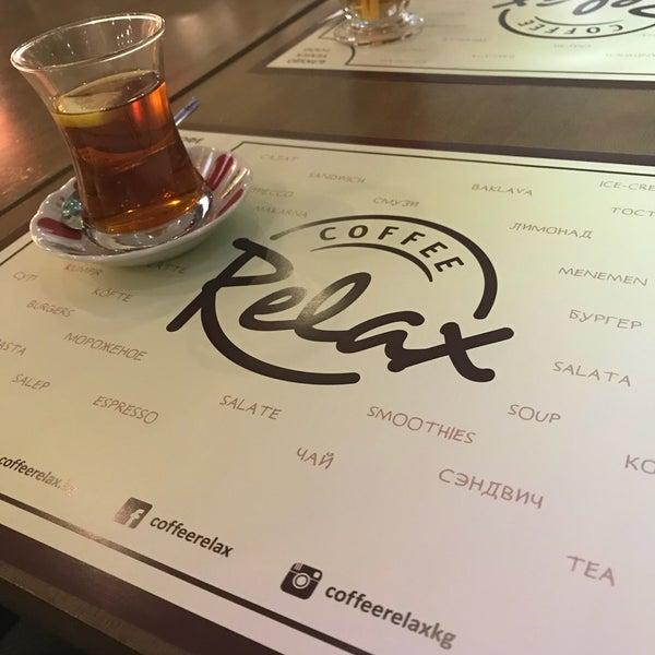 Снимок сделан в Coffee Relax пользователем Farukh M. 3/11/2018