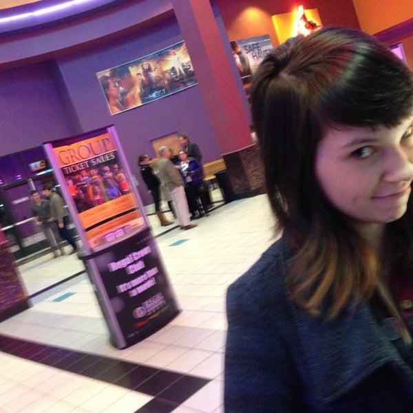 Photo taken at Regal Cinemas Green Hills 16 by Brad on 2/10/2013