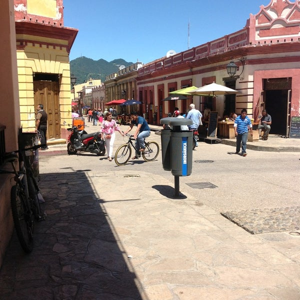 Photo taken at Andador Real de Guadalupe by Yessi D. on 8/3/2013