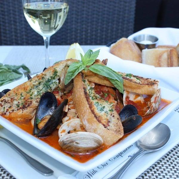 Lure Seafood Restaurant Ventura Ca