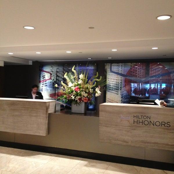 Photo taken at DoubleTree by Hilton Hotel Metropolitan - New York City by C@n K. on 5/25/2013