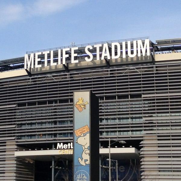 Photo taken at MetLife Stadium by Allen on 3/21/2013