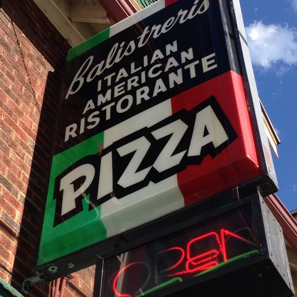 Photo taken at Balistreri's Italian American Ristorante by Amy C. on 6/16/2013