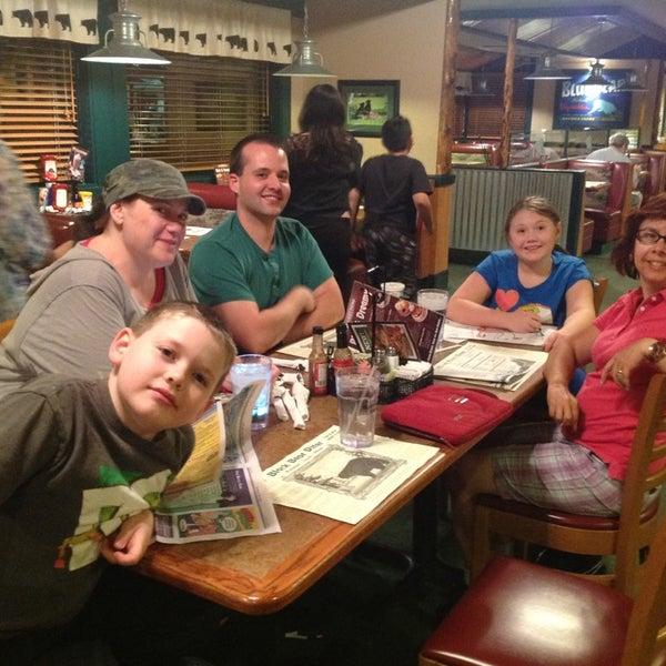 Photo taken at Gilbert Black Bear Diner by Kinsey S. on 9/30/2013