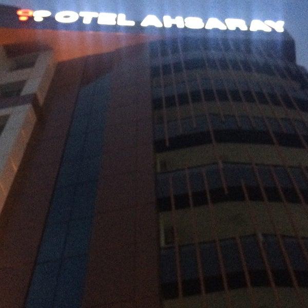 3/26/2015 tarihinde Can G.ziyaretçi tarafından Otel Ahsaray'de çekilen fotoğraf