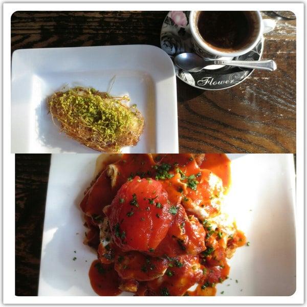 Photo taken at Hanci Turkish Cuisine by Rosi M. on 6/2/2013