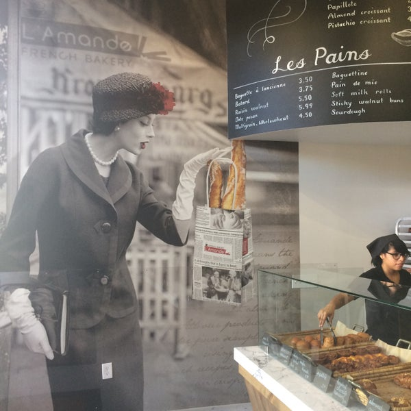 Good Bakery In Los Angeles: L'Amande French Bakery (Now Closed)