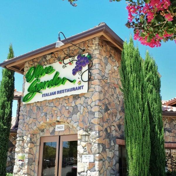 Olive Garden - 25 tips