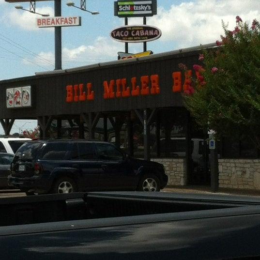bill miller u0026 39 s bbq