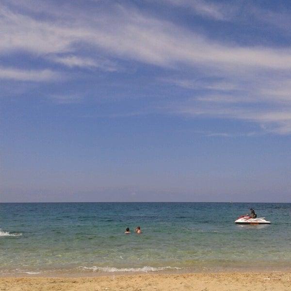 6/8/2013 tarihinde Tayfun K.ziyaretçi tarafından Karaburun Plajı'de çekilen fotoğraf