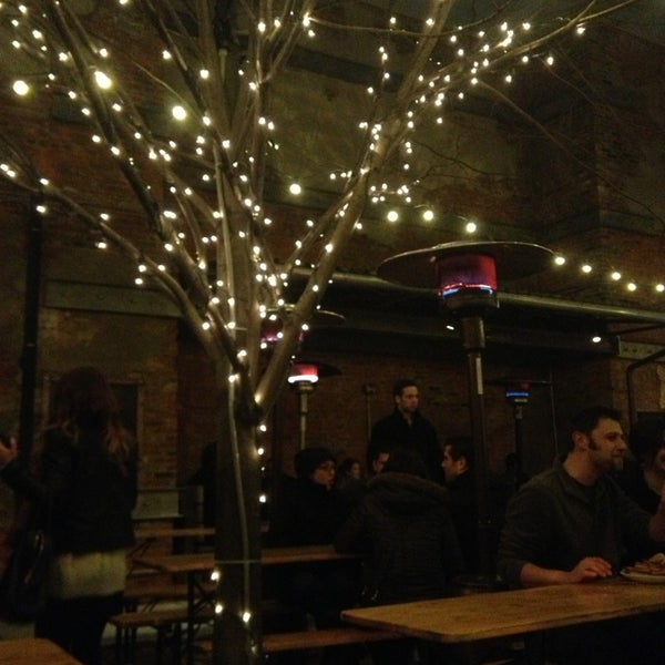 Photo taken at Frankford Hall by Ariana S. on 2/16/2013