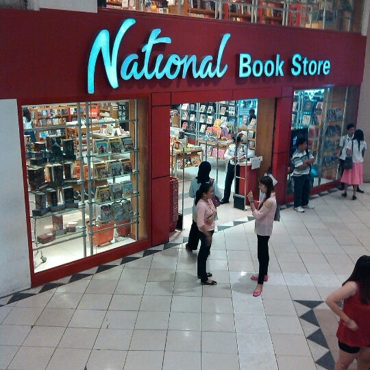 Photo Taken At National Book Store By Noemi G On 2 18 2013
