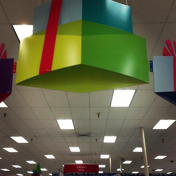 Photo taken at Target by Kris🍻 on 12/18/2012