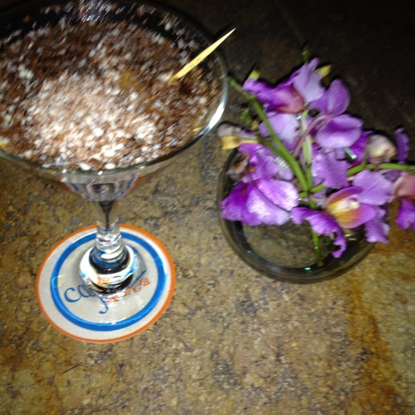 Martini chocolate mind espectacular